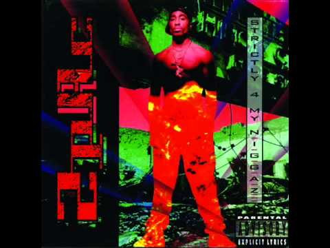 Last Wordz (feat. Ice Cube & Ice-T) - 2Pac [ Strictly 4 My N.I.G.G.A.Z. ]