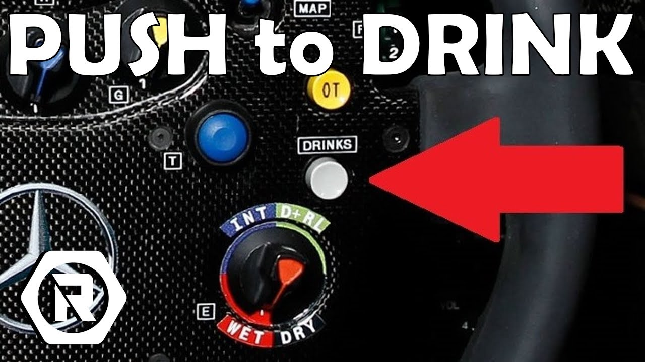 How do Formula 1 Drivers Drink During a Race? | RacerThoughts #1