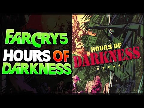 HOURS OF DARKNESS - Far Cry 5 DLC release und Infos