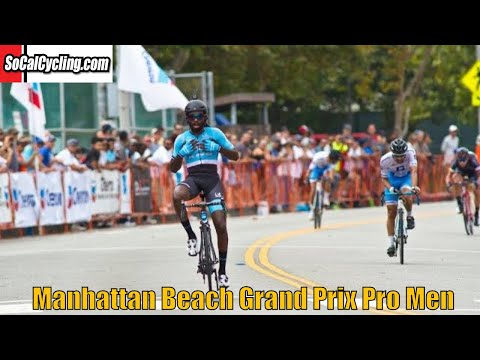 2017 Manhattan Beach Grand Prix Pro Men's Race