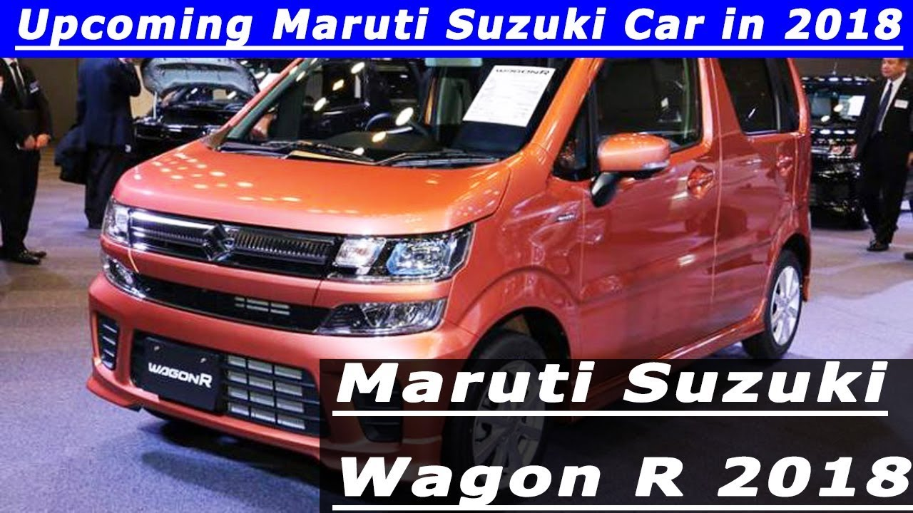 Maruti suzuki upcoming car in india 2017 18