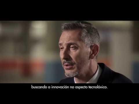 Claudio Orjales, de Termaria Casa del Agua, mellora da eficiencia cunha solución tecnolóxica