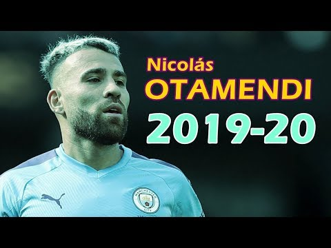 Nicolás Otamendi 2019/2020 - Defender Skills