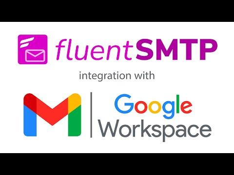 How to configure Gmail SMTP/Google Workspace SMTP on WordPress