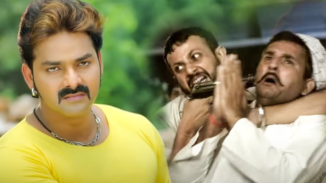 Action Scene | Pawan Singh Fight Scene| Pratigya Season 2 | Superhit Bhojpuri movie | एक्शन