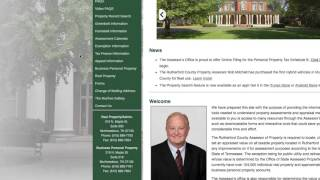 Online Filing - Rutherford County Property Assessor