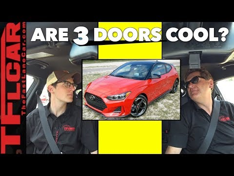 Is The 3-Door Veloster Turbo Stupid or Smart? No, You're Wrong Ep. 3