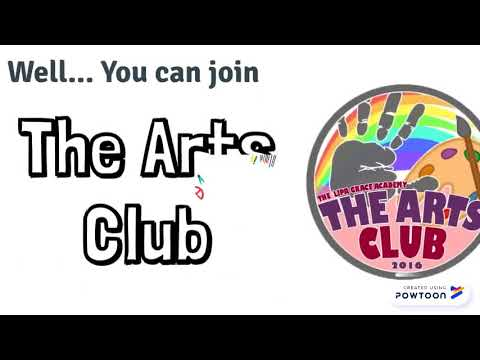 arts club promotional video