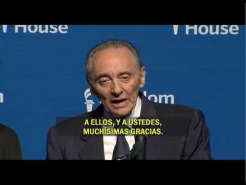 Héctor Magnetto, Premio a la Libertad de Expresión de Freedom House