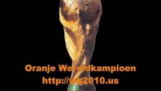 Oranje wk 2010. het nederlands elftal wint het WK 2010