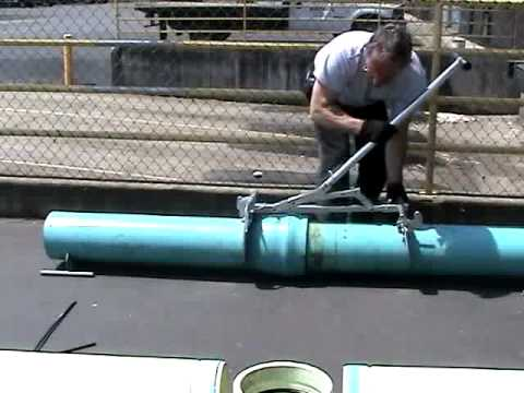 "Propipe Solutions ""Eagle Claw"" PVC pipe assembly and"