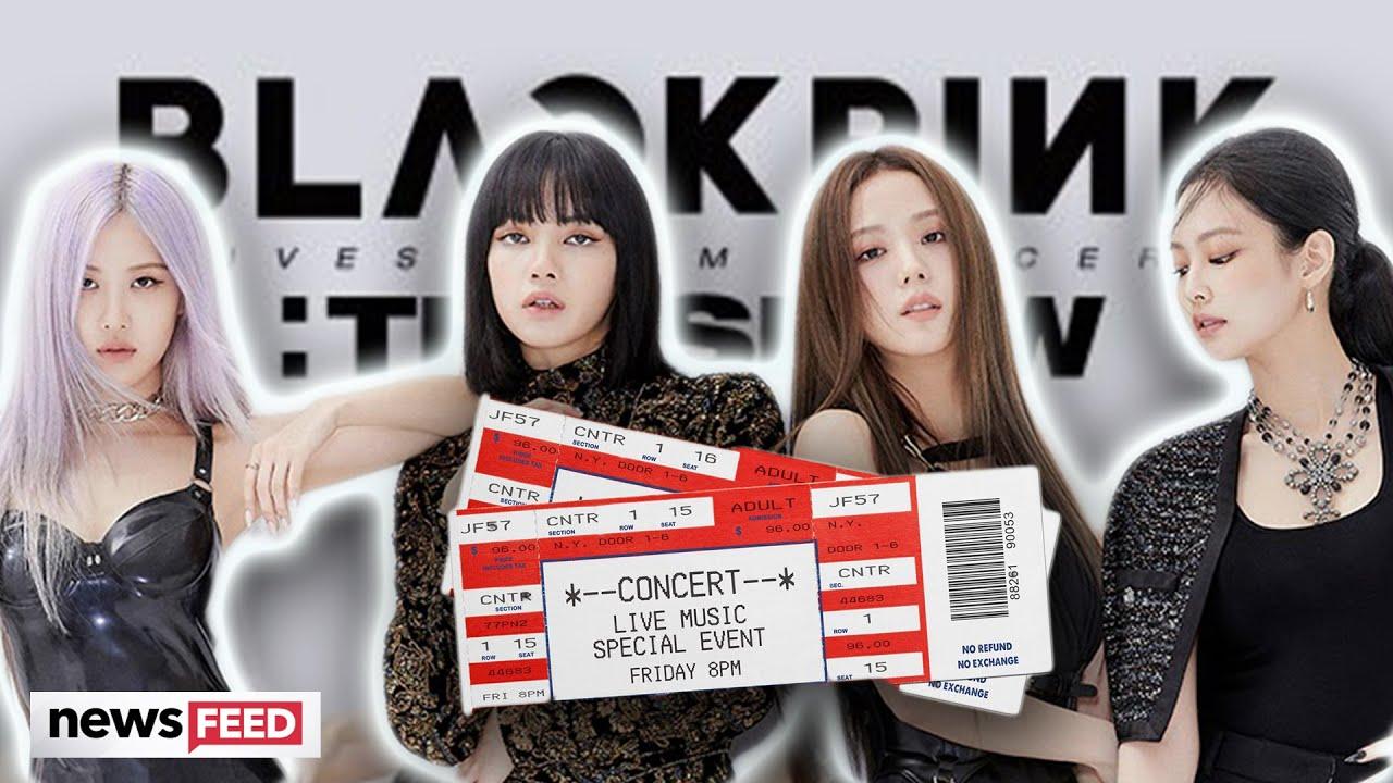 BLACKPINK Announces First Livestream Concert!