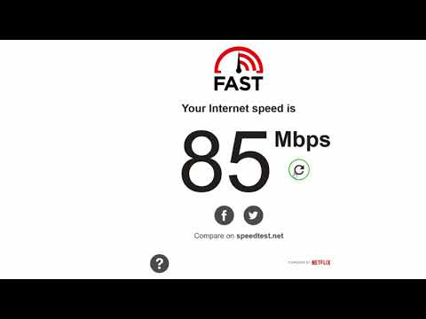 What's The Most Reliable Internet Download Speed Test?