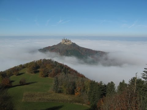 Hohenzollern Castle - GERMANY TRAVEL