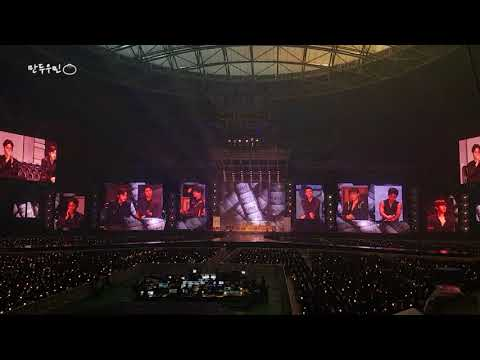 180714 엘리시온닷 ElyXiOn Dot In Seoul EXO - Sing For You (full Cam)