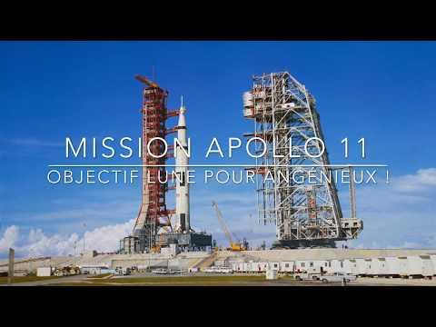 Mission Apollo 11 : Objectif Lune pour Angénieux ! - Thales