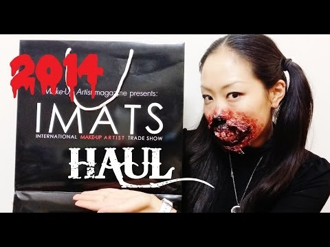 2014 Los Angeles IMATS Haul