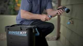 RinseKit : Pressurized Portable Shower thumbnail