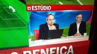Últimos minutos do Boavista - Benfica na CMTV (Show Severino)