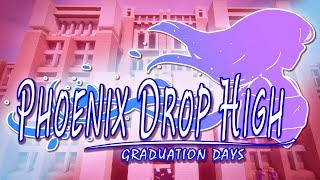 last day of school   phoenix drop high graduation days   ep 1 minecraft roleplay