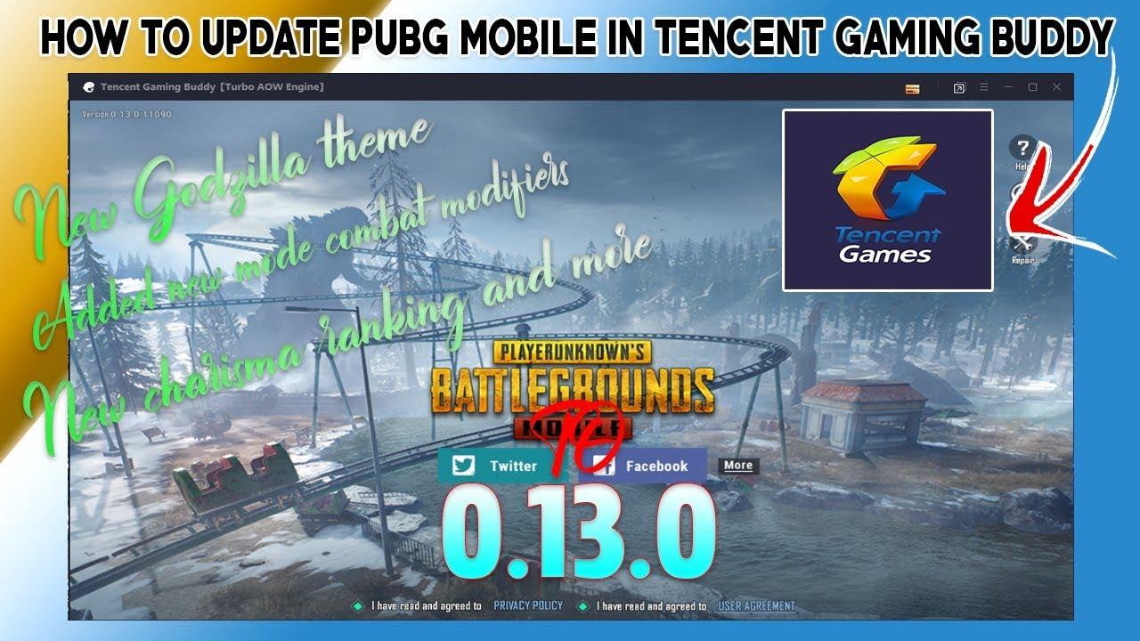 Tencent games emulator for pc | Tencent Gaming Buddy