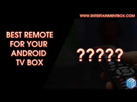 What's The Best Remote Keyboard For Android TV Box