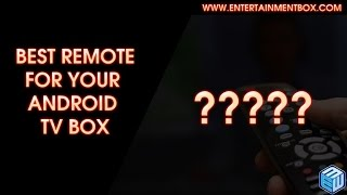 Video What's the best remote keyboard for Android TV box download MP3, 3GP, MP4, WEBM, AVI, FLV Desember 2017
