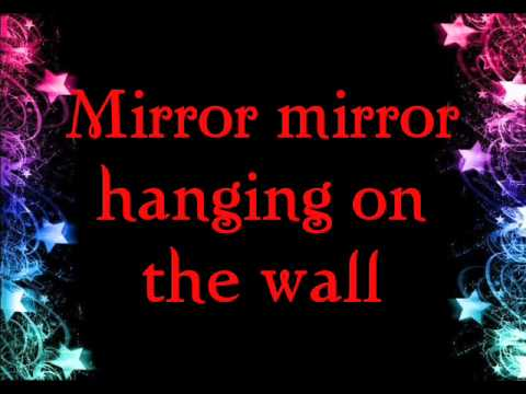 Mirror mirror lyrics m2m youtube for Mirror mirror lyrics
