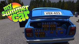 Ein aus Ausflug nach Finland [My Summer Car]