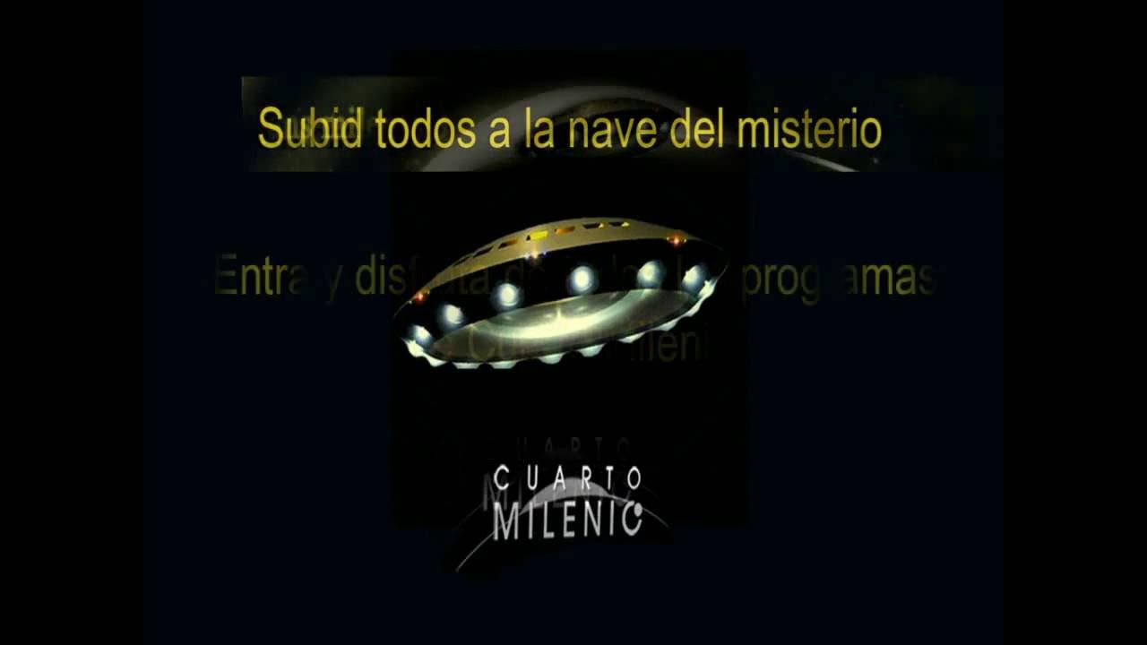 Ver cuarto milenio ltimo programa youtube for Ver cuarto milenio mitele