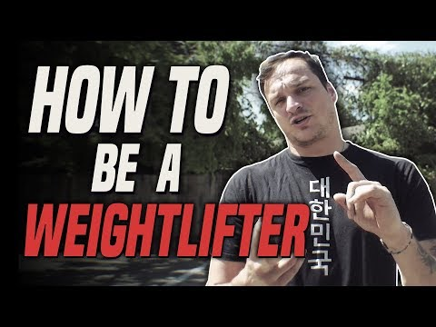 How to Begin Weightlifting pt. 1 | The Three