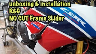 Gambar cover DIY Tutorial Unboxing dan Pemasangan (Installation) R&G No Cut Frame Slider