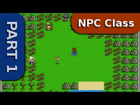 VB Game Programming Tutorial - Part 1 - Creating an NPC Class ...