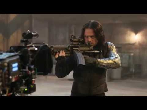 Avenge Us - avengers Infinity War 2 : 4k Behind the Scenes Movie B-Roll