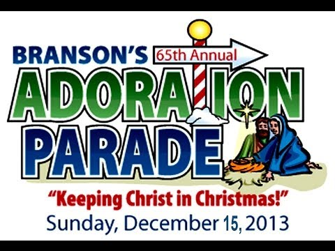 65th ANNUAL BRANSON ADORTION PARADE