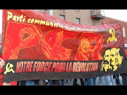 Communists Arrested in Montreal