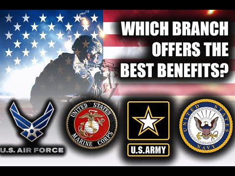 Best Military Branch >> Which Military Branch Offers The Best Benefits