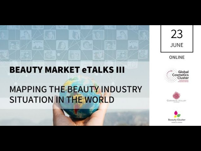 Global Cosmetics Cluster Webinar: China, Japan and Italy