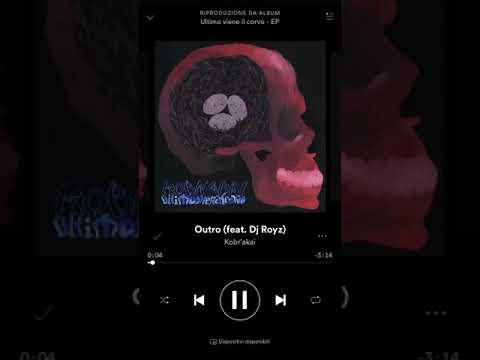 Kobr'akai feat. Mattak, DjRoiz - Outro [Ultimo viene il corvo - EP]