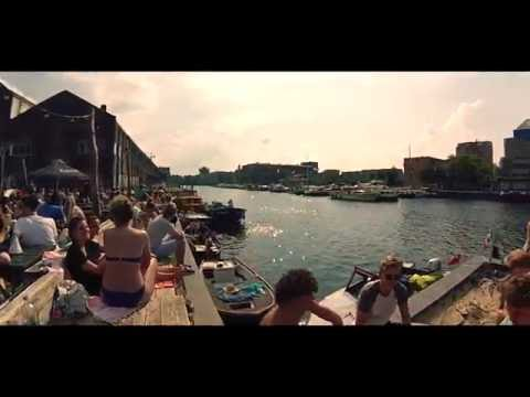 Amsterdam 2016 - GoPro Hero Steadicam (Feiyu Tech G4) - Short Film