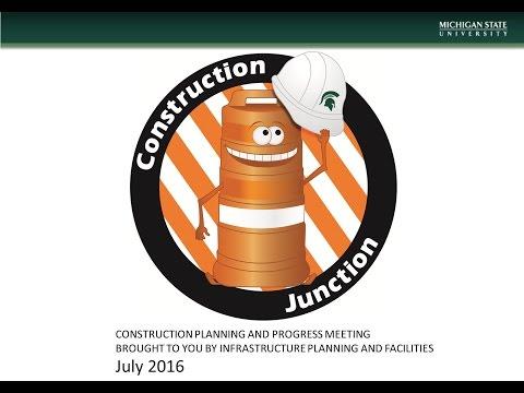 Construction Junction Presentation July 2016