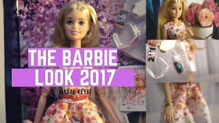 The Barbie Look 2017 - Barbie Kutu Açılımı ve İnceleme 1- Unboxing Barbie Doll // Masal Keyfi