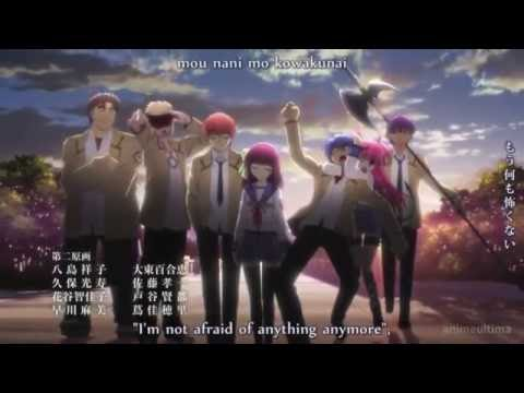 Angel Beats Ending 1 HD