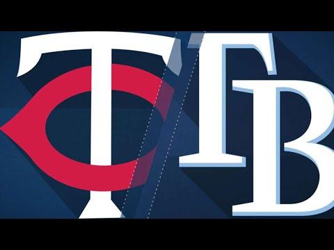 Gomez walks it off in win over Twins  42218