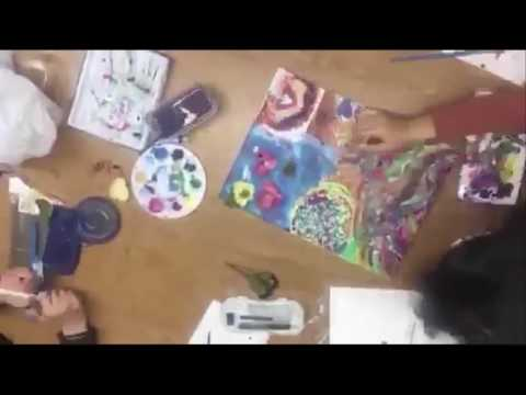creative being w/audio