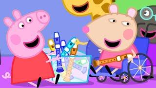 Peppa Pig en Español Episodios completos |Temporada 8 - Nuevo Compilacion 25