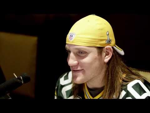 A.J. Hawk on mark in defending Aaron Rodgers, Tom Oates says