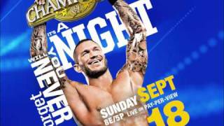 Download WWE Night Of Champions 2011 Theme Song