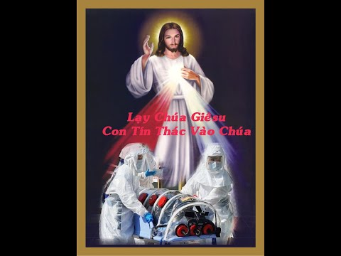 Lần Chuỗi Lòng Thương Xót Chúa - Năm Thánh Lòng Thương Xót