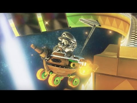 PCG Plays Mario Kart 8 - Part 7 - 50cc Leaf Cup (HD Gameplay)